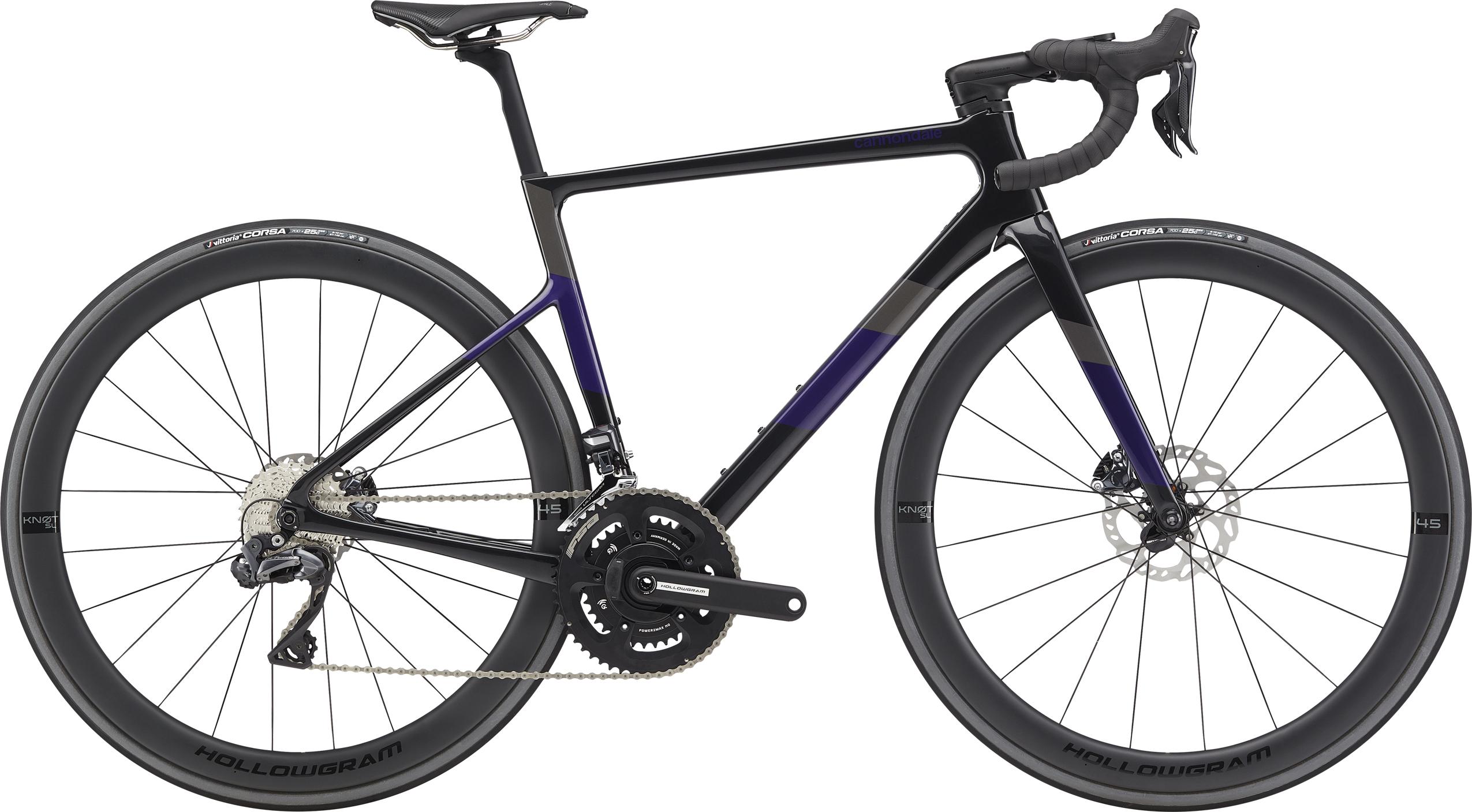 cannondale Super Six Evo Carbon Disc ultegra Di2 wmns Road Bike black