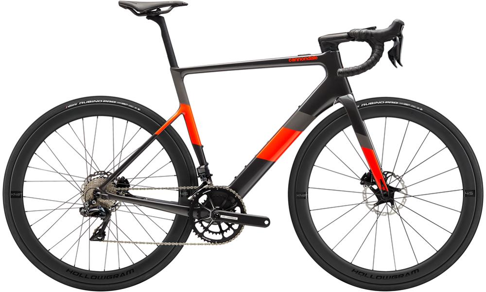 Cannondale SuperSix Evo Neo 1 Electric Road Bike 2020 Graphite