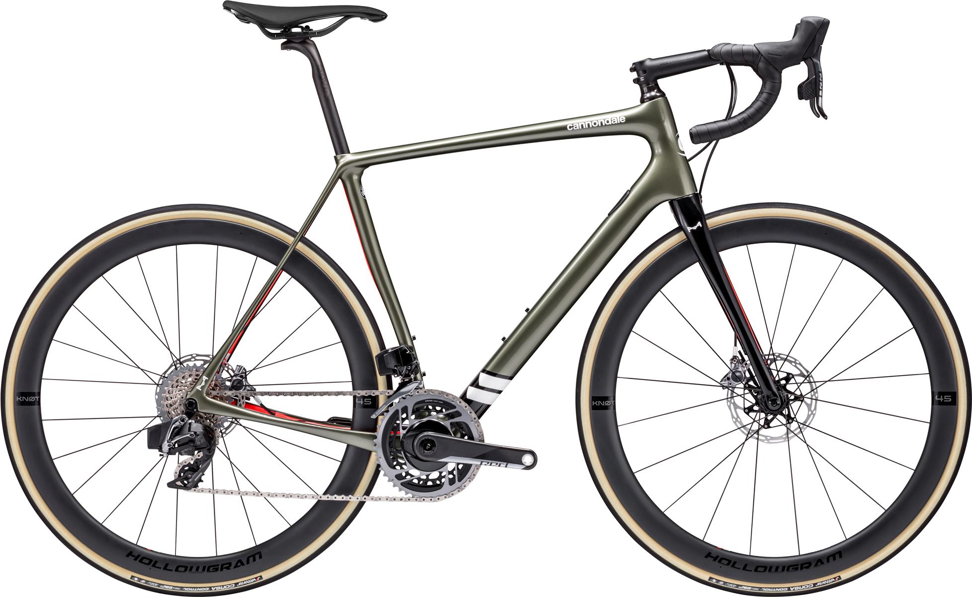 Cannondale Synapse Hi-Mod Sram Red eTap AXS Road Bike 3030 Mantis