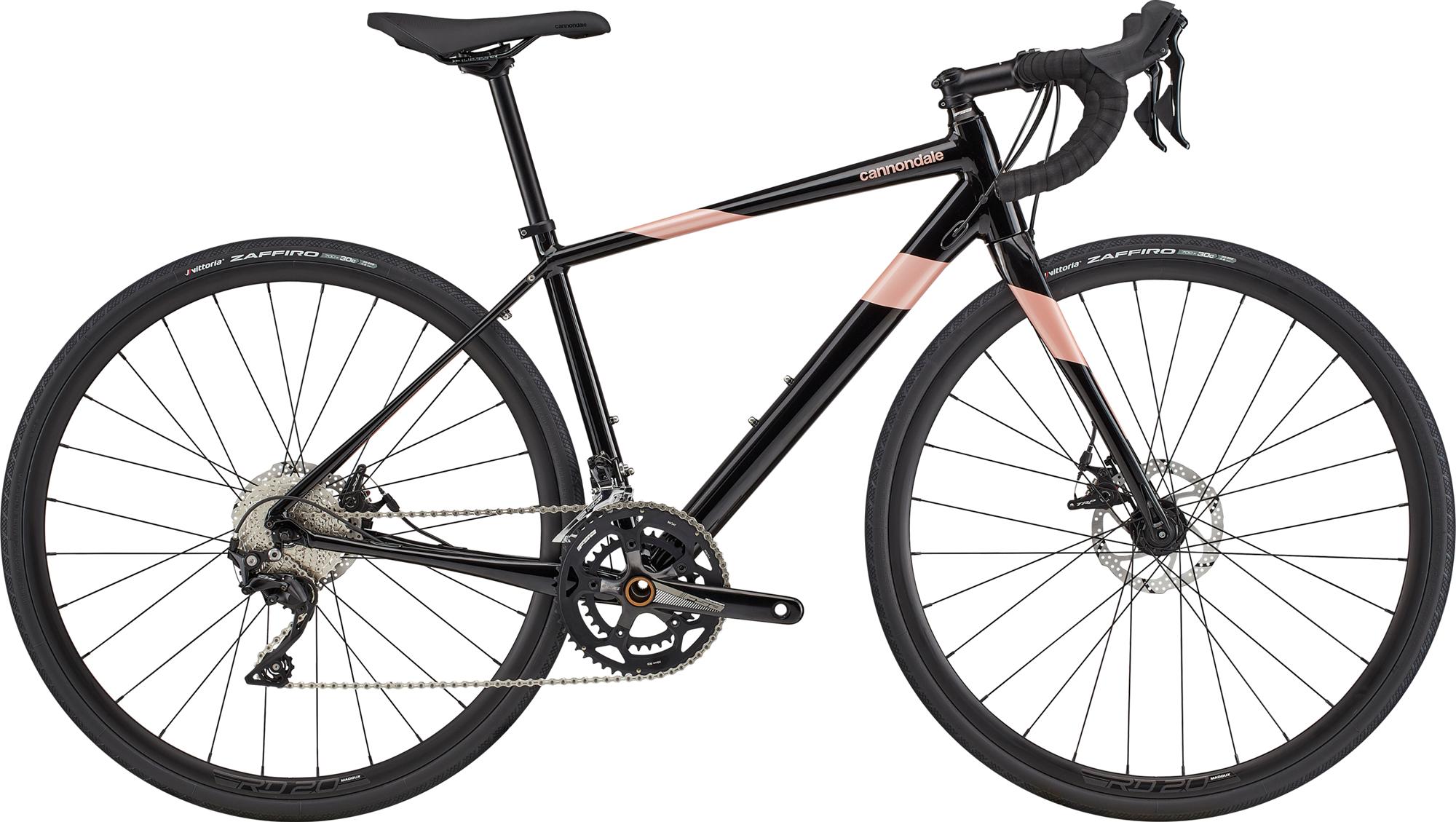 Cannondale Synapse Womens Aluminium 105 Road Bike 2020 Black