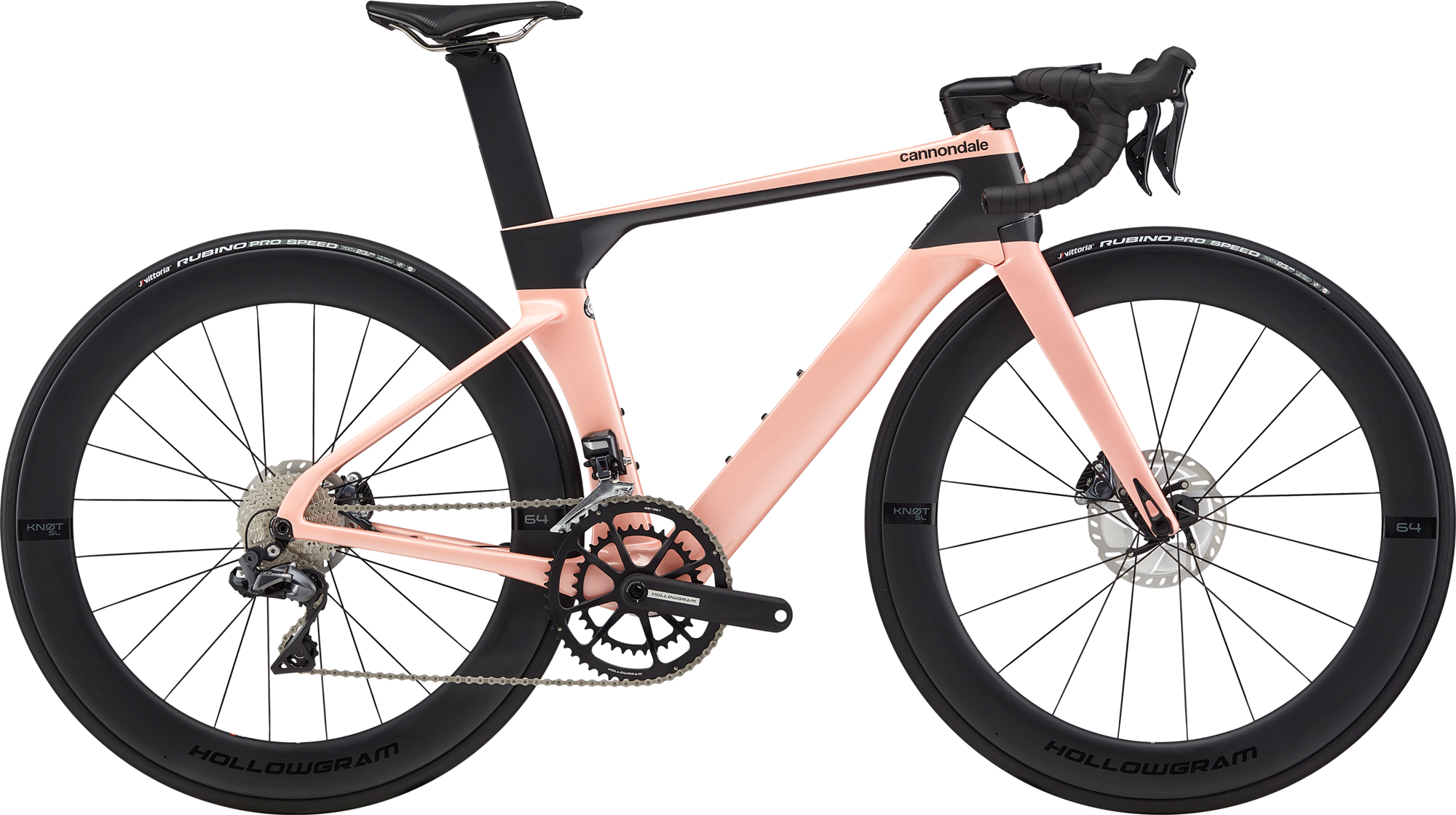 Cannondale SystemSix Carbon Ultegra Di2 Womens Road Bike 2020 Sherpa
