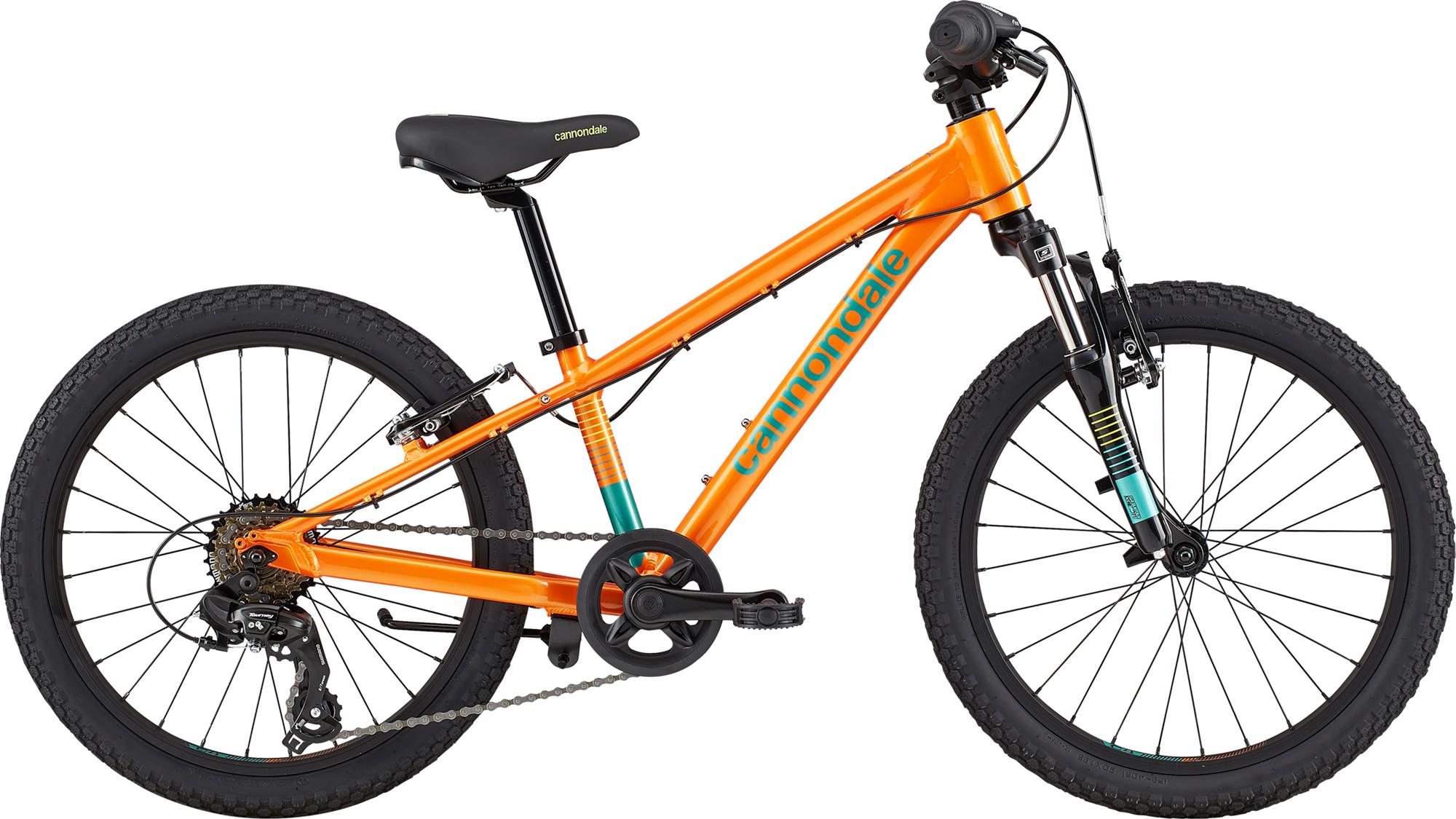Cannondale Trail 20 Kids Mountain Bike 2020 Crush Orange