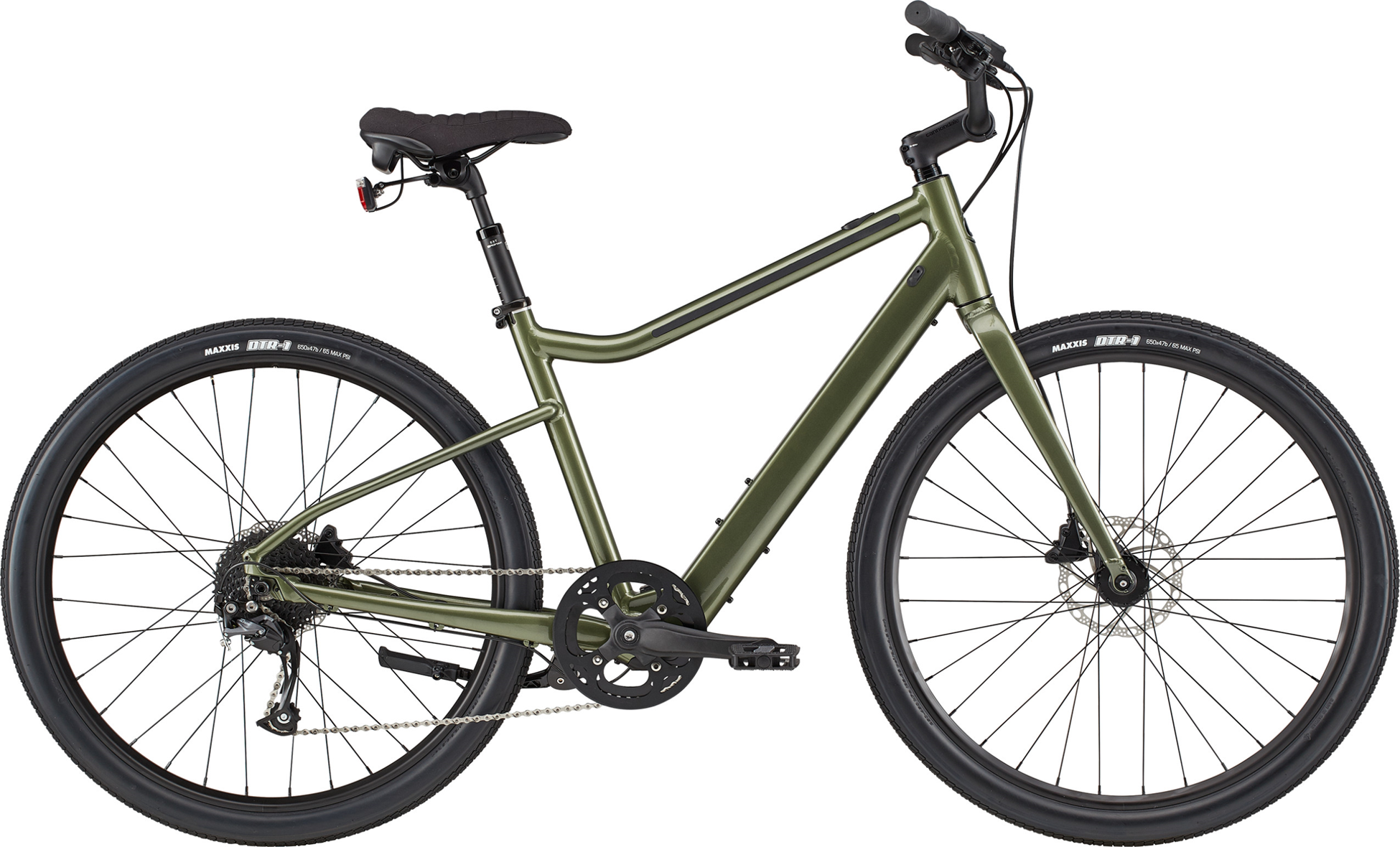 Cannondale Treadwell Neo 27.5 Electric Bike 2020 mantis