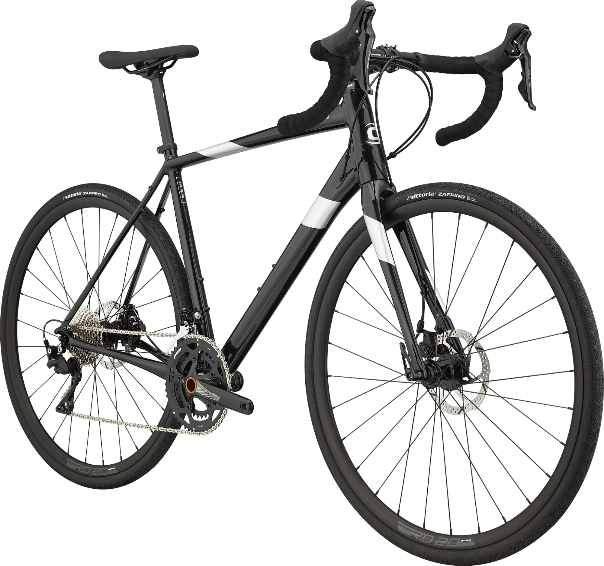 Cannondale Synapse 105 Road Bike 2021 Black Pearl
