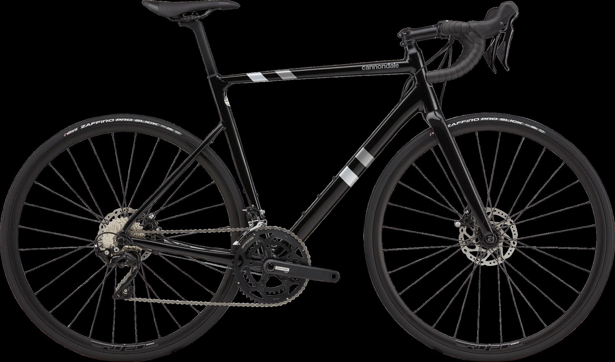 Cannondale CAAD13 105 Disc Road Bike 2021 Black pearl