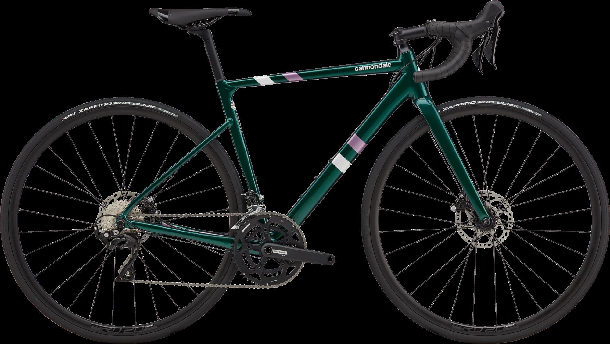 Cannondale CAAD13 105 Womens Disc Road Bike 2021 Emerald Green