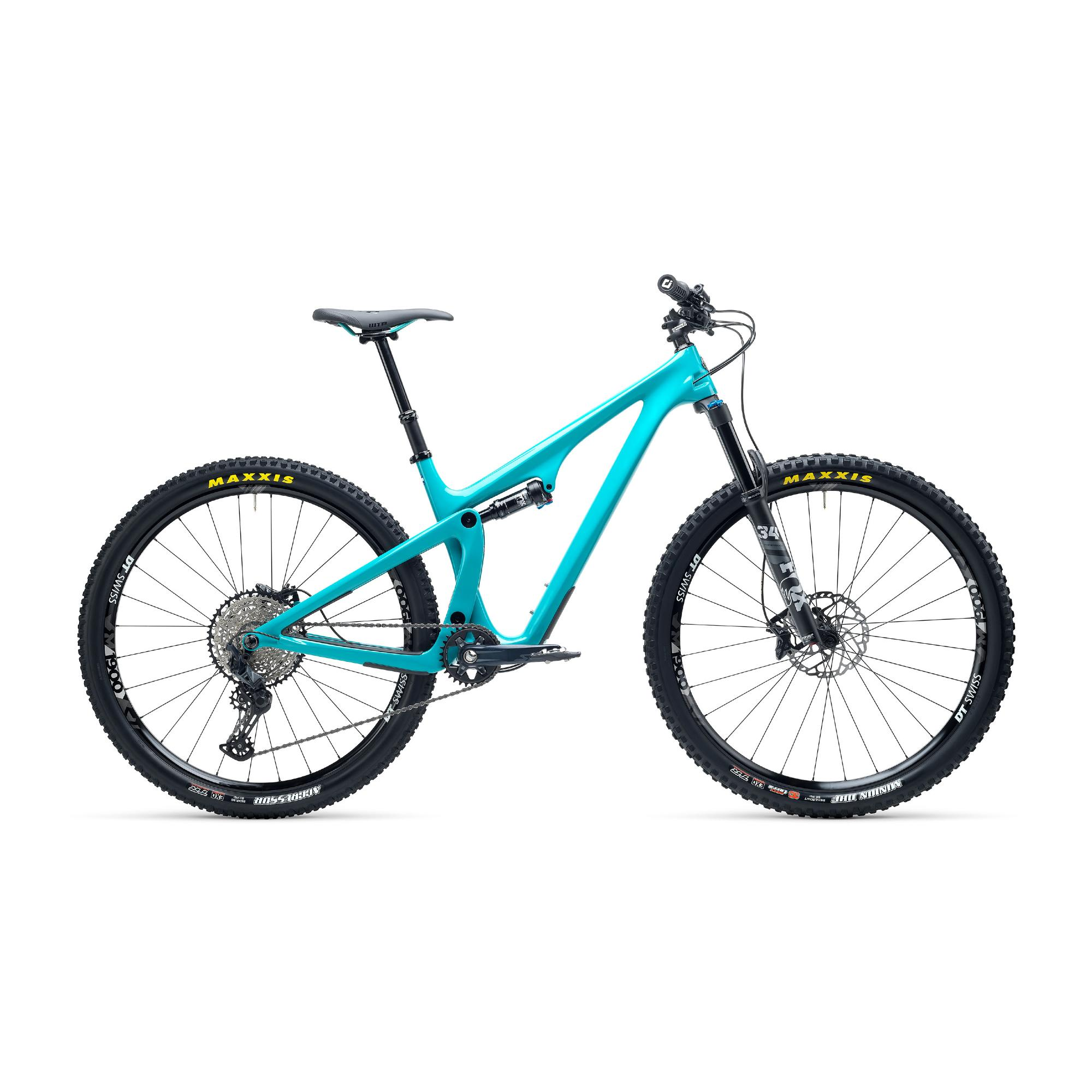Yeti SB115 C-Series 29er Mountain Bike 2021 Turquoise