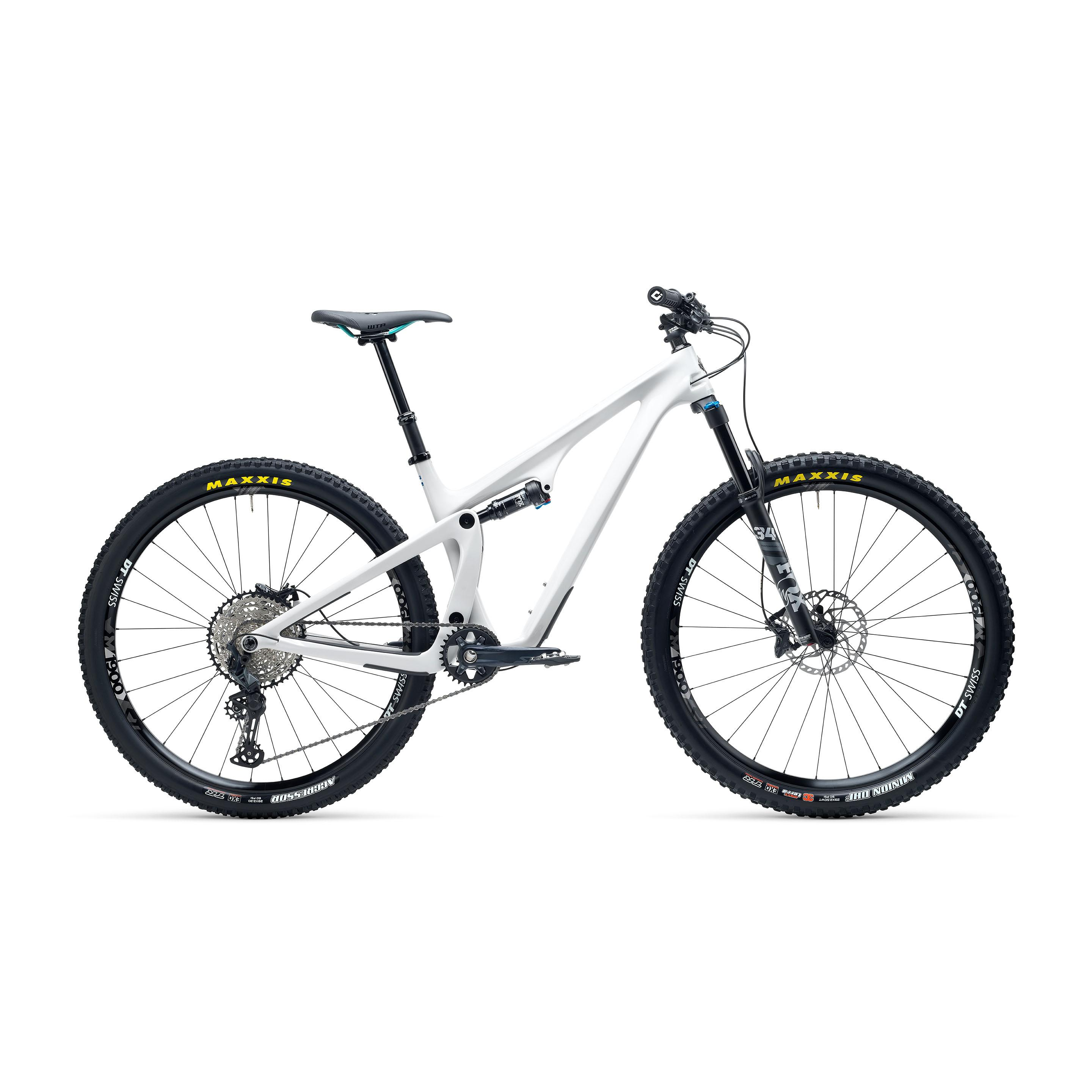 Yeti SB115 C-Series 29er Mountain Bike 2021 Blanco