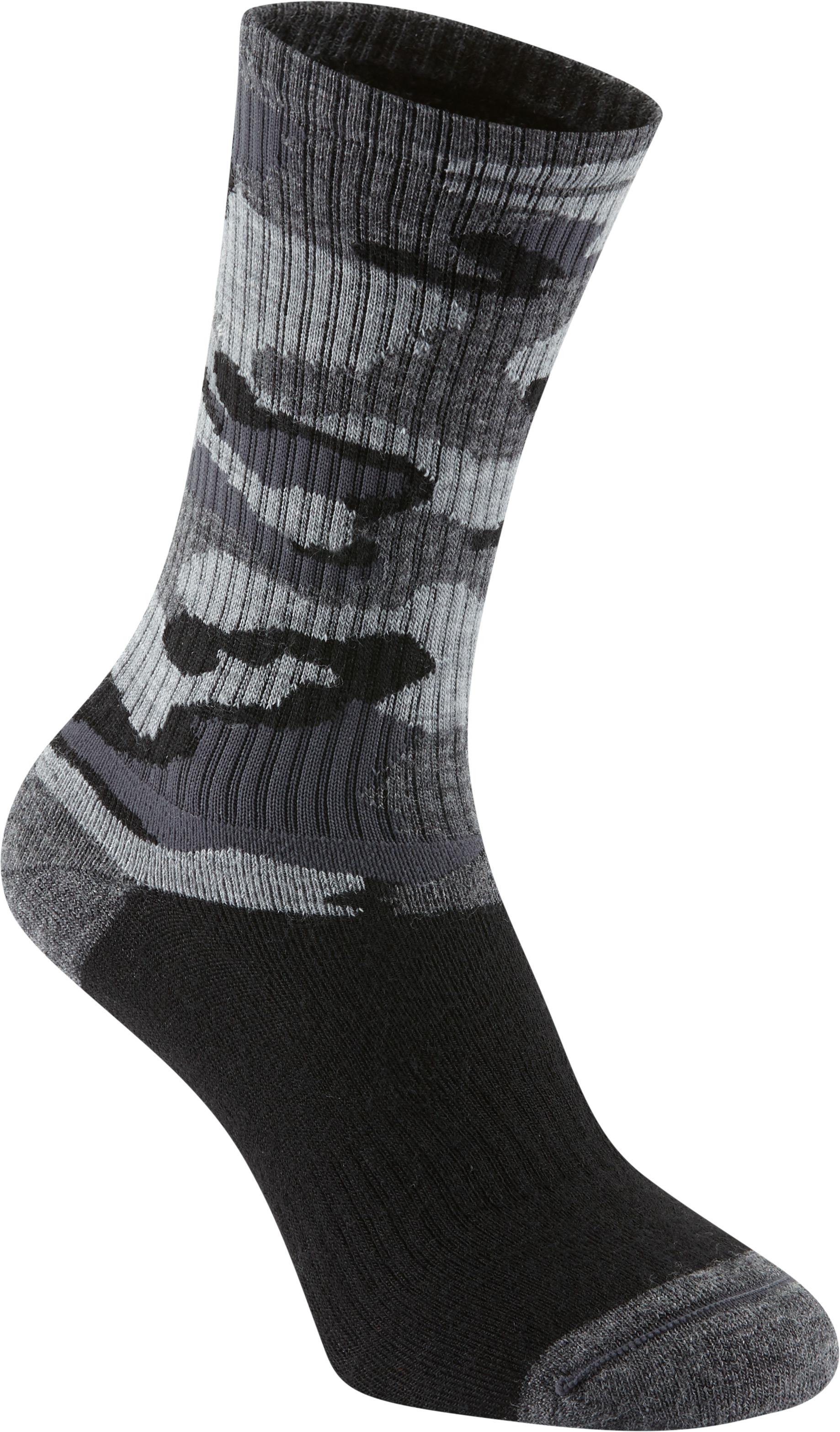 Madison Isoler Merino Wool Deep Winter Socks Camouflage