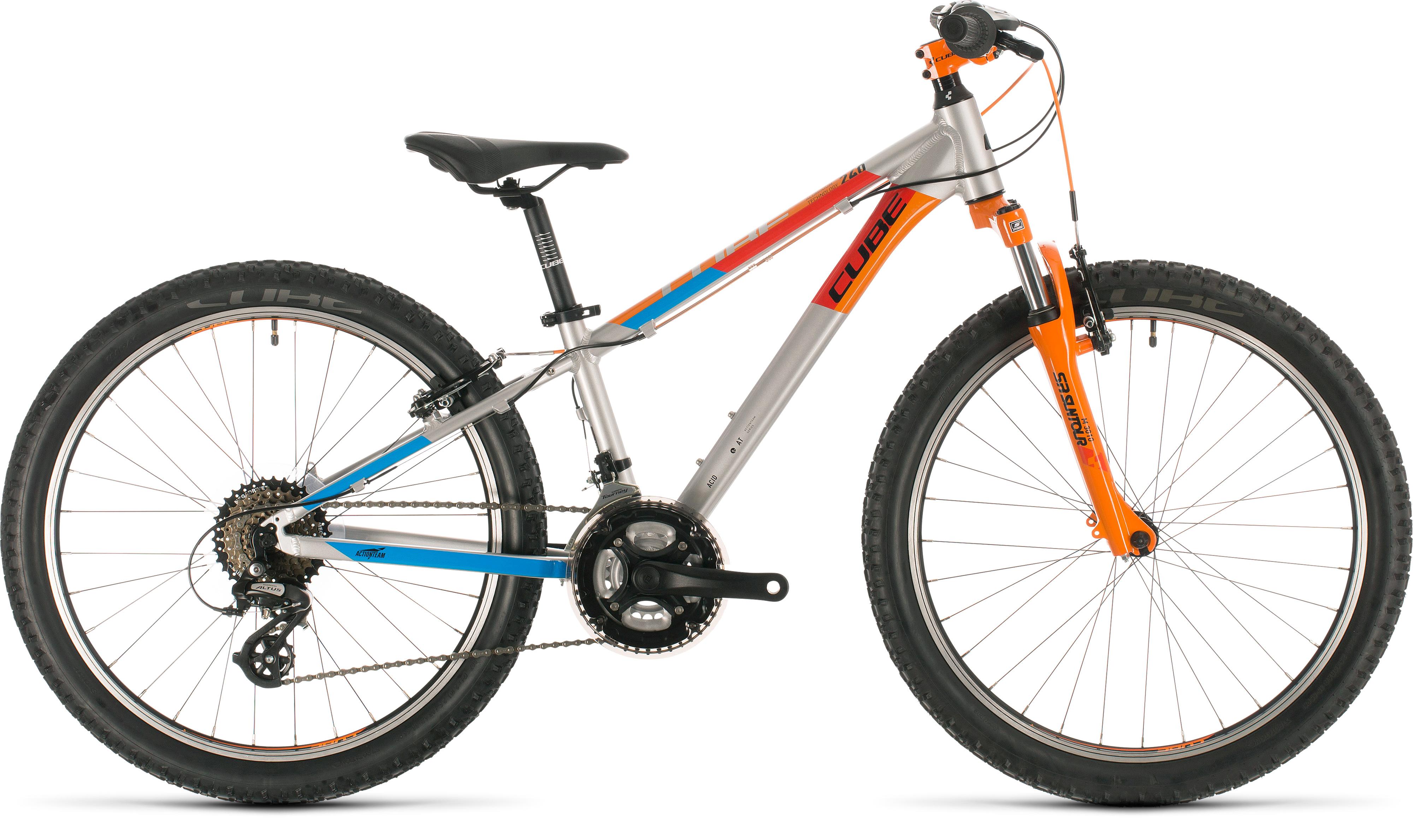 Cube Acid 240 24in Wheel Kids Bike 2020 Actionteam