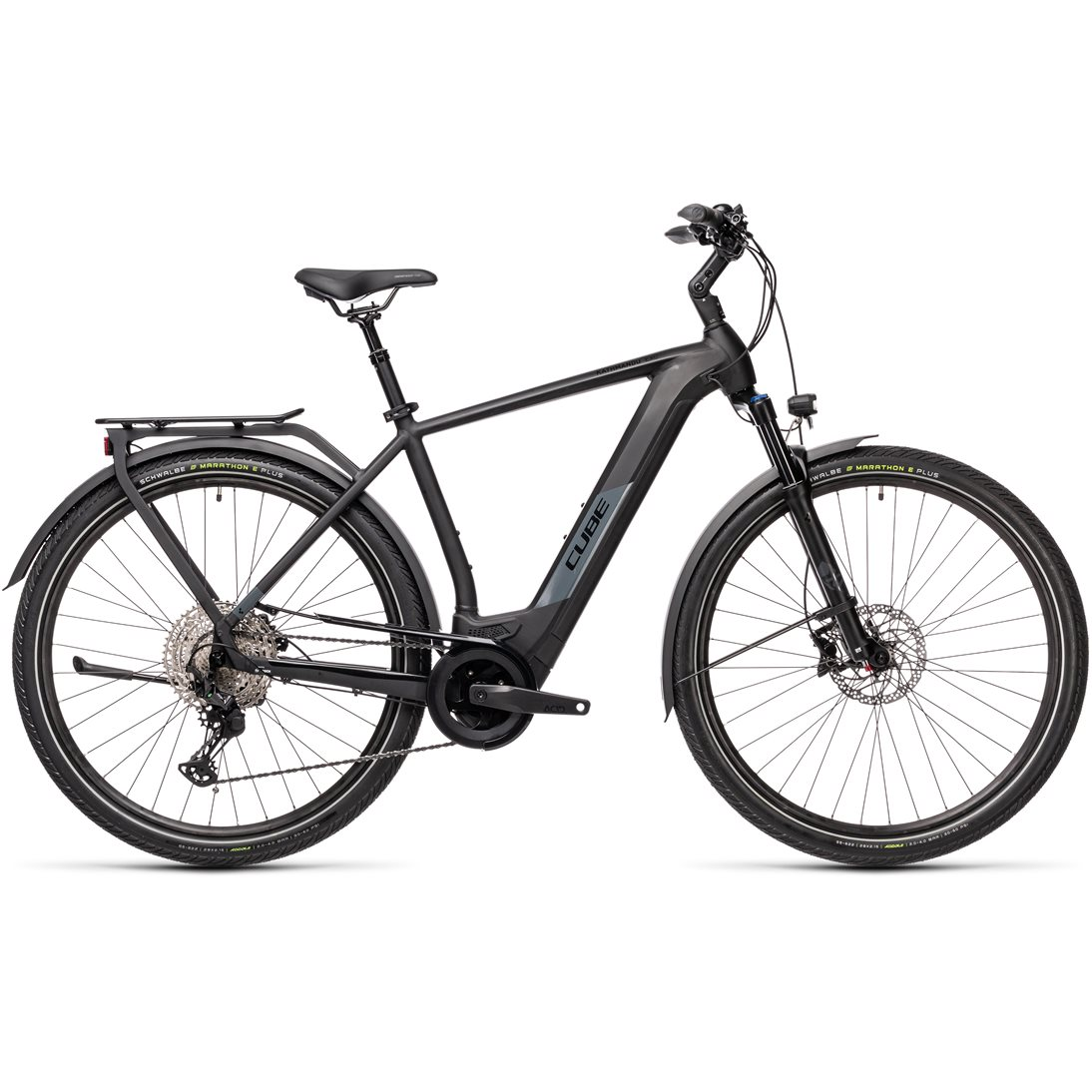Cube Kathmandu Hybrid EXC 625 Electric Hybrid Bike – 2021