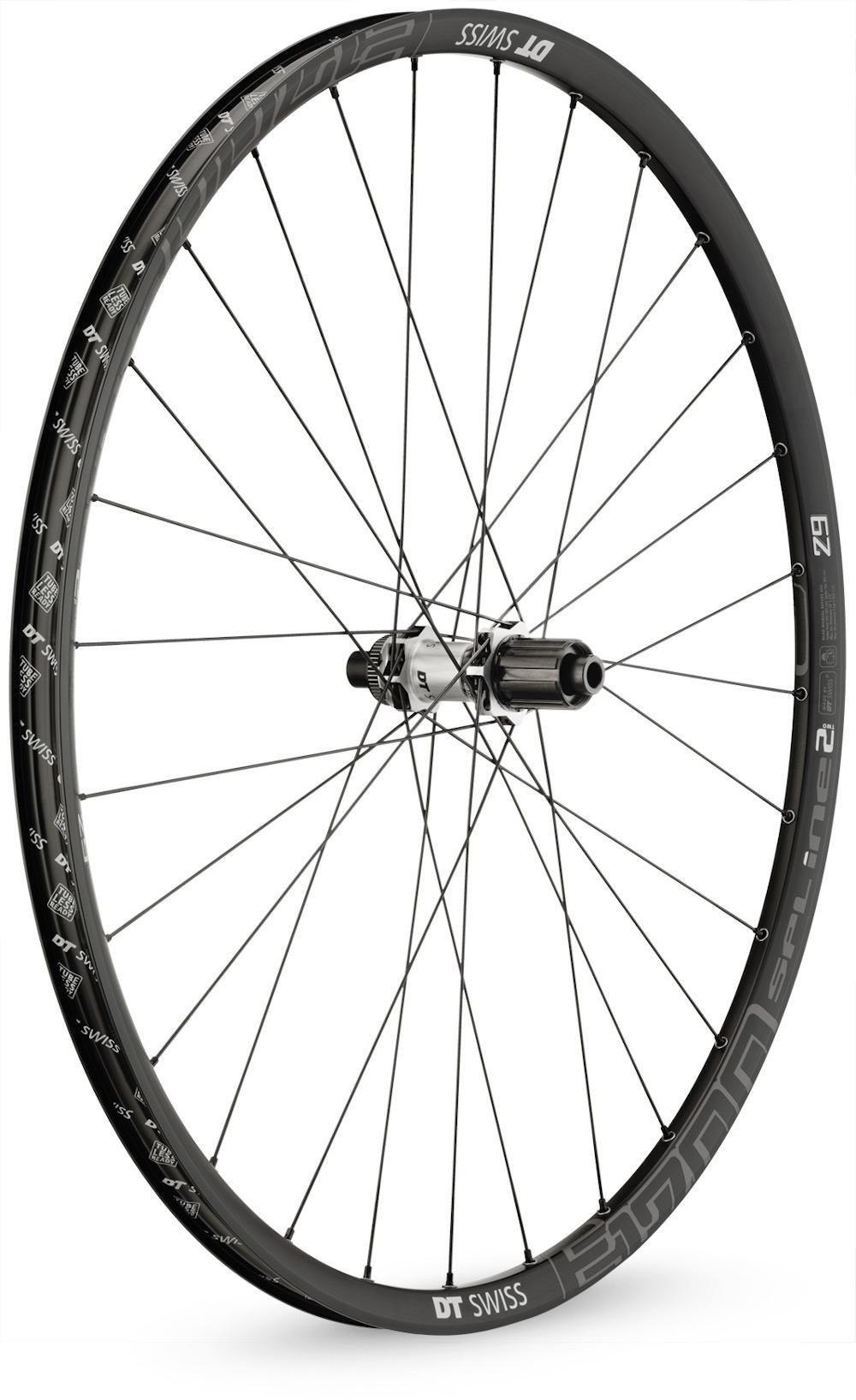 DT Swiss E1700 29in Rear Wheel Black