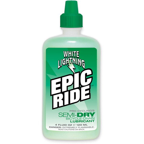 Epic Ride Semi Dry 120ml Lube