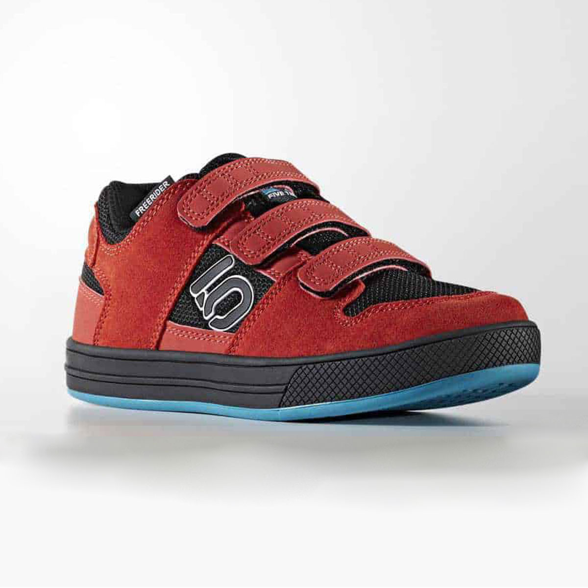 a2cbbed0ca25a3 Five Ten Freerider VCS Kids Shoes Red £44.00