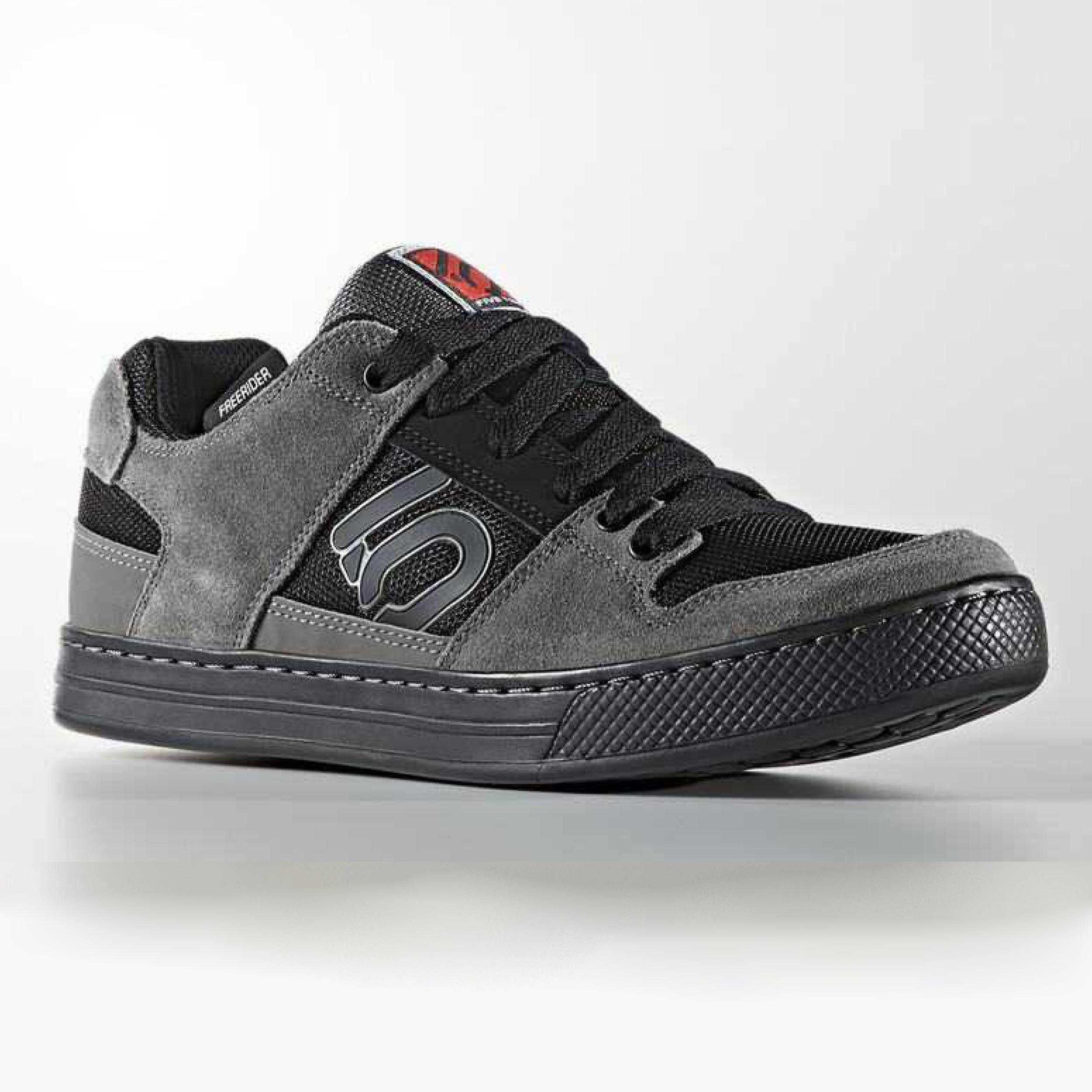 887fbceb3b9d57 Five Ten Freerider MTB Shoes Black Grey £90.00