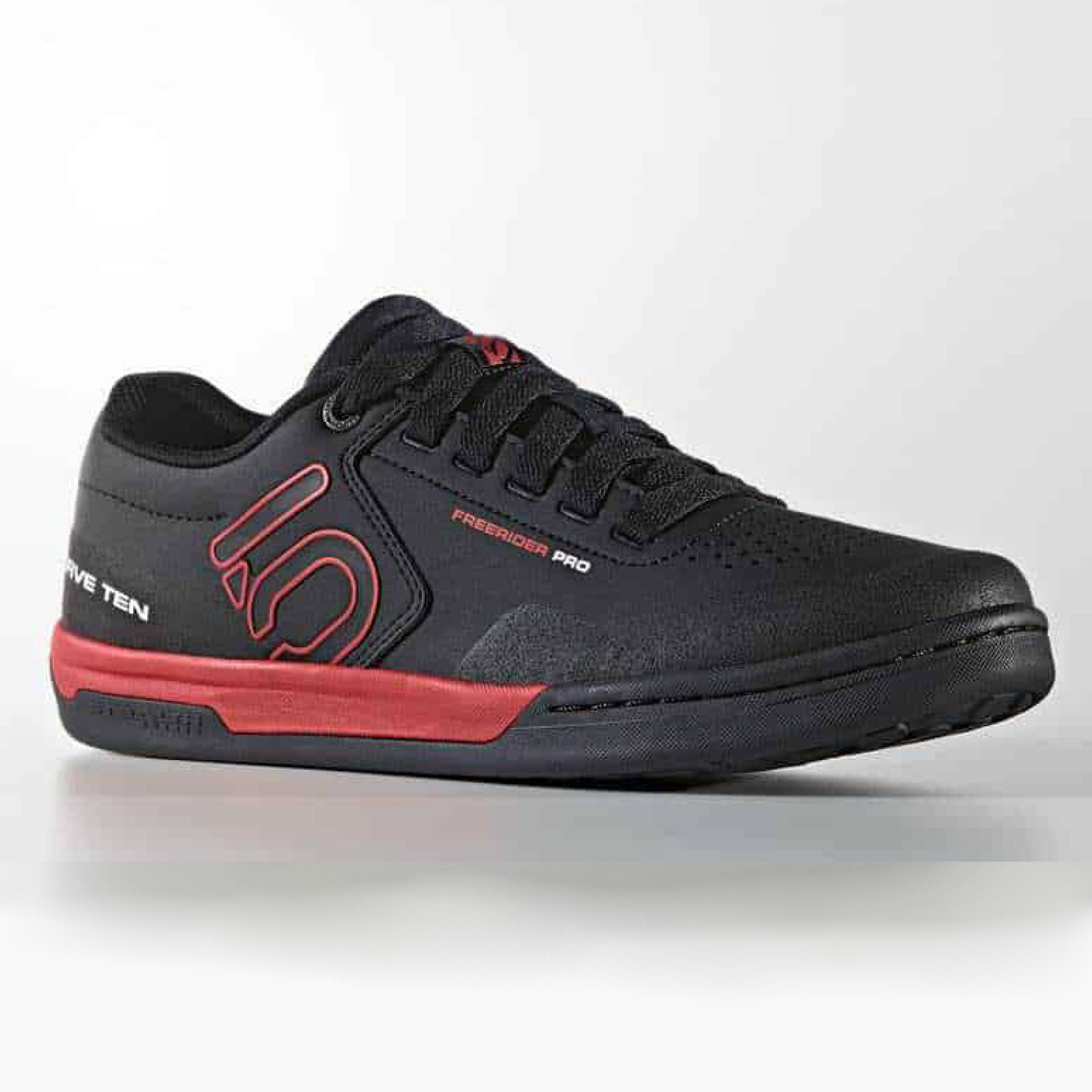 Five Ten Freerider Pro MTB Shoes Black/Red