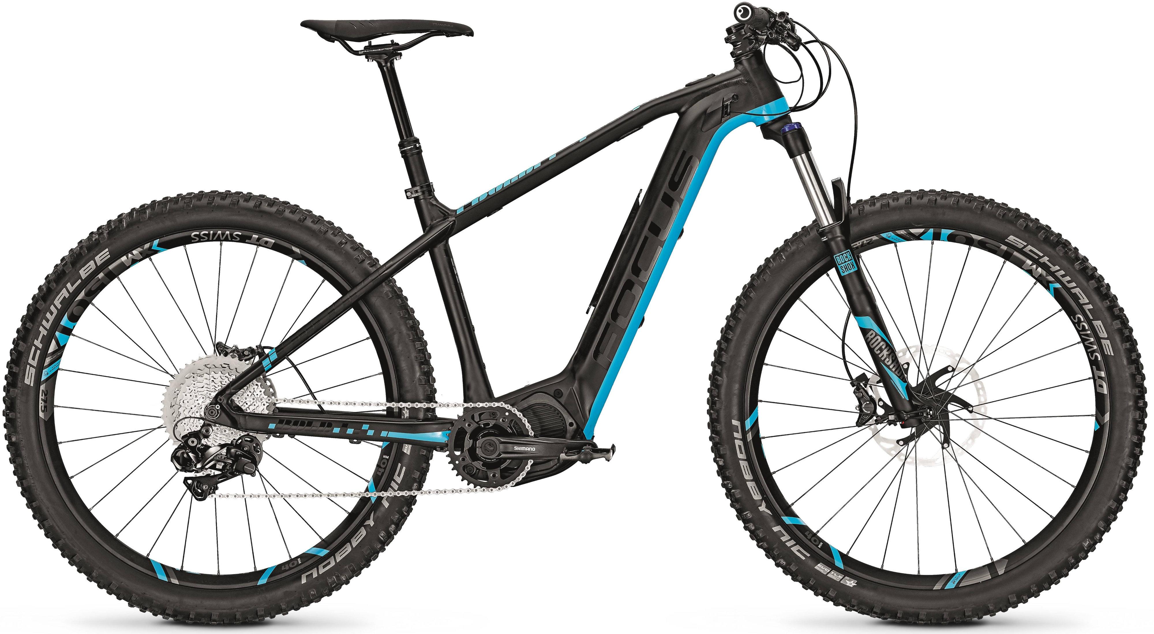 d16d23745e2 Focus Bold2 Plus Pro Electric Bike 2017 Black/Blue £3,399.99