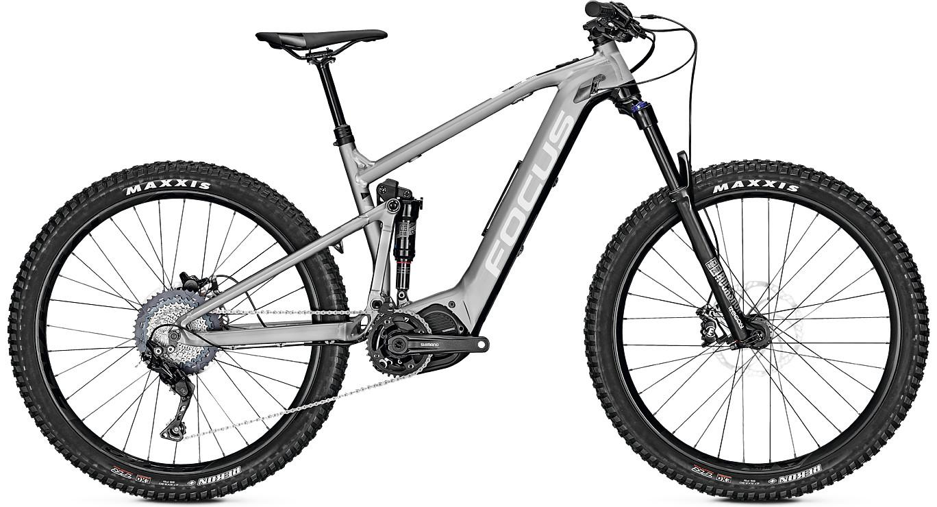 a4185170c8b Focus Jam2 6.7 Plus Mountain Bike 2019 Grey £3,599.00