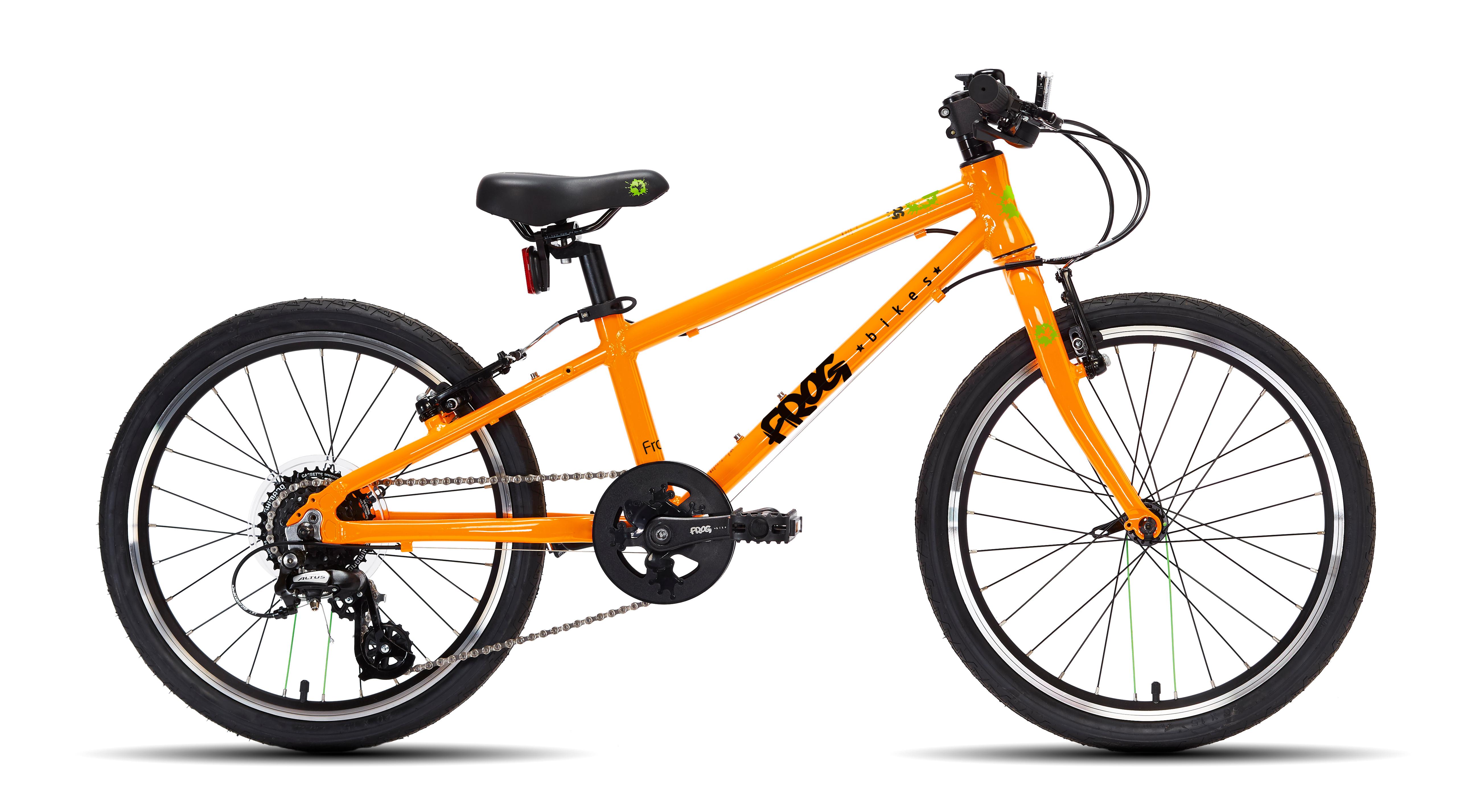 Frog 52 Kids Bike 2019 Orange