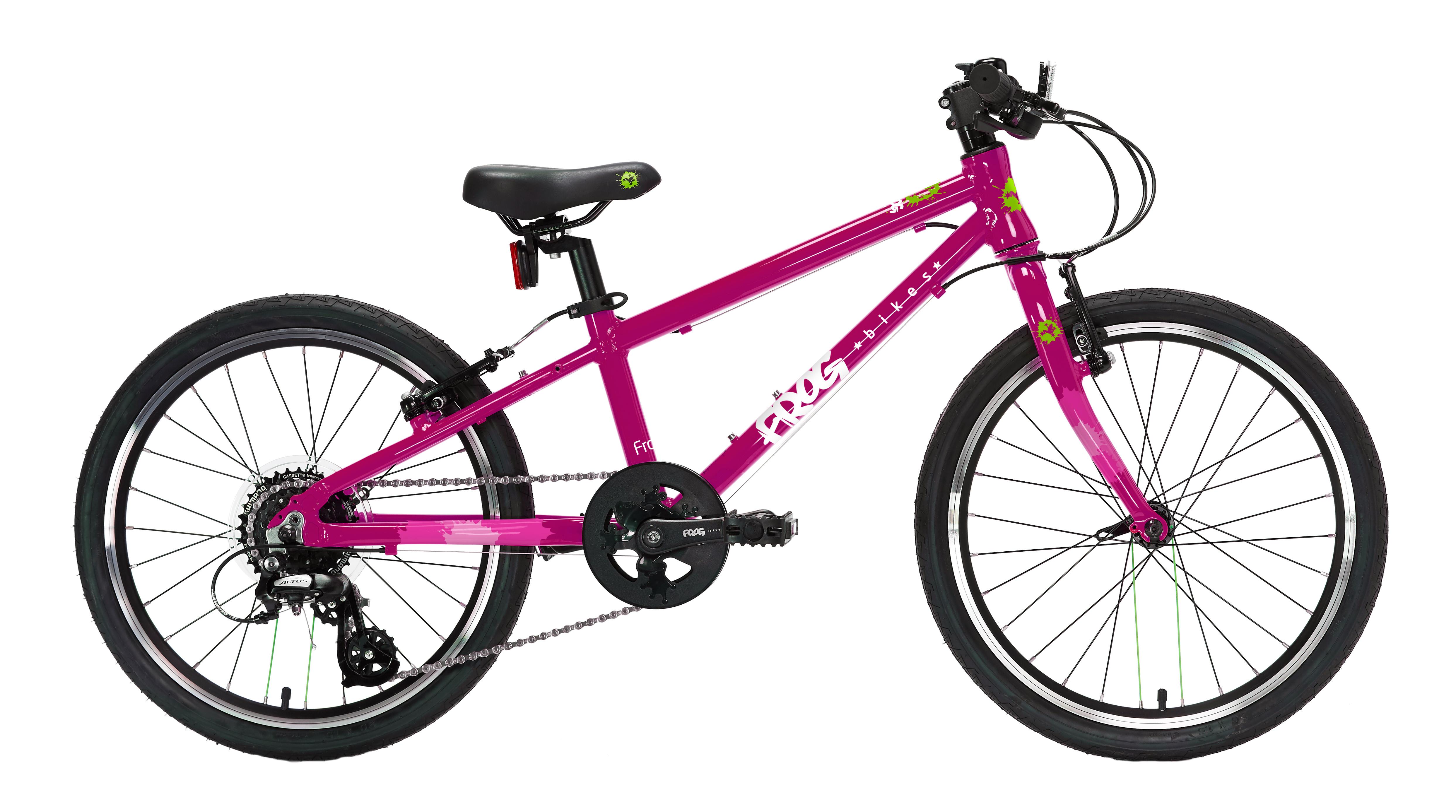 Frog 52 Kids Bike 2019 Pink