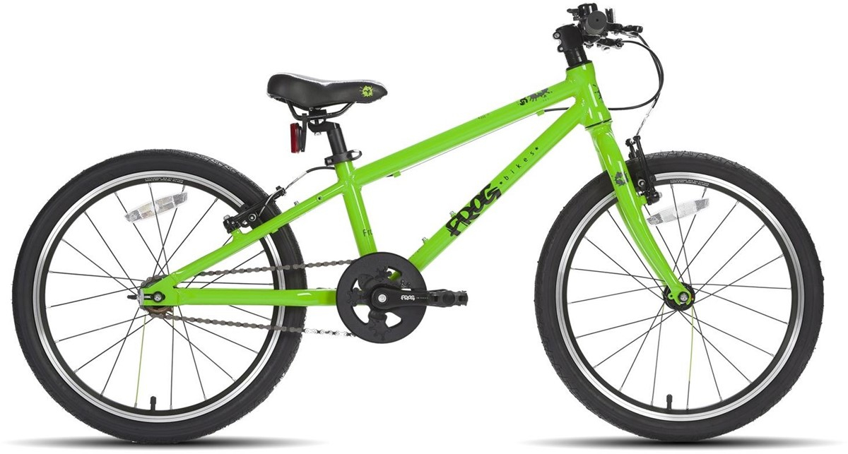 Frog 52 Single Speed Kids Bike 2019 Green