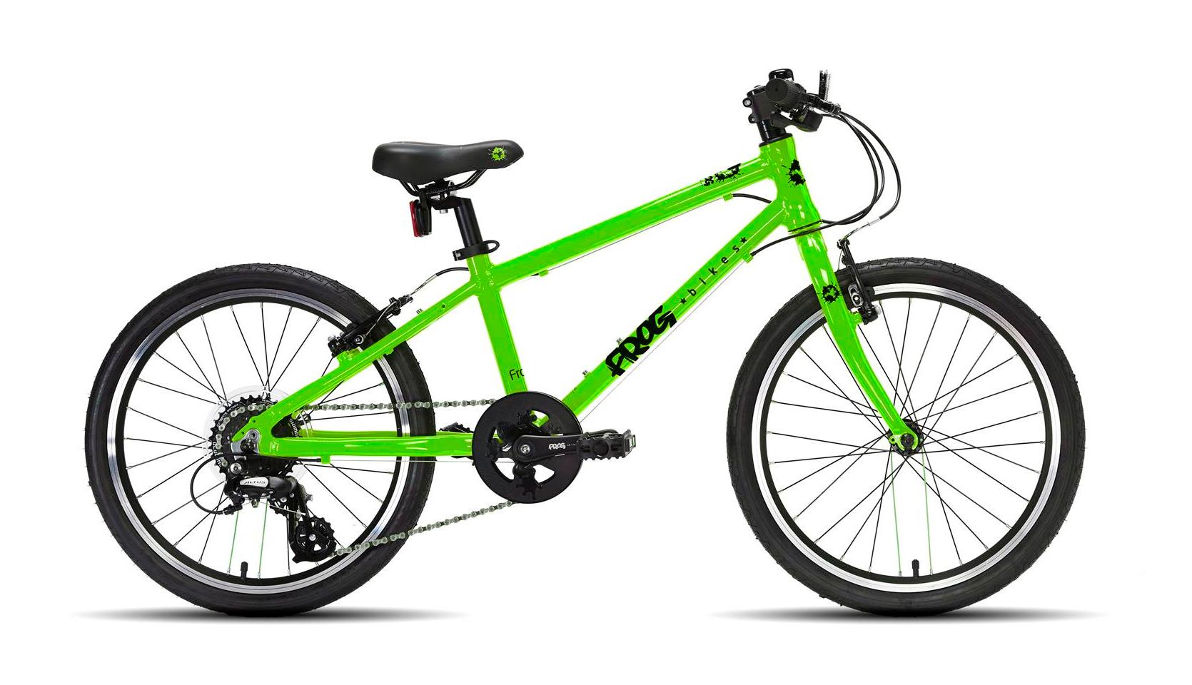 Frog 55 Kids Bike 2019 Green