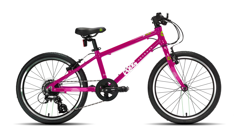 Frog 55 Kids Bike 2019 Pink