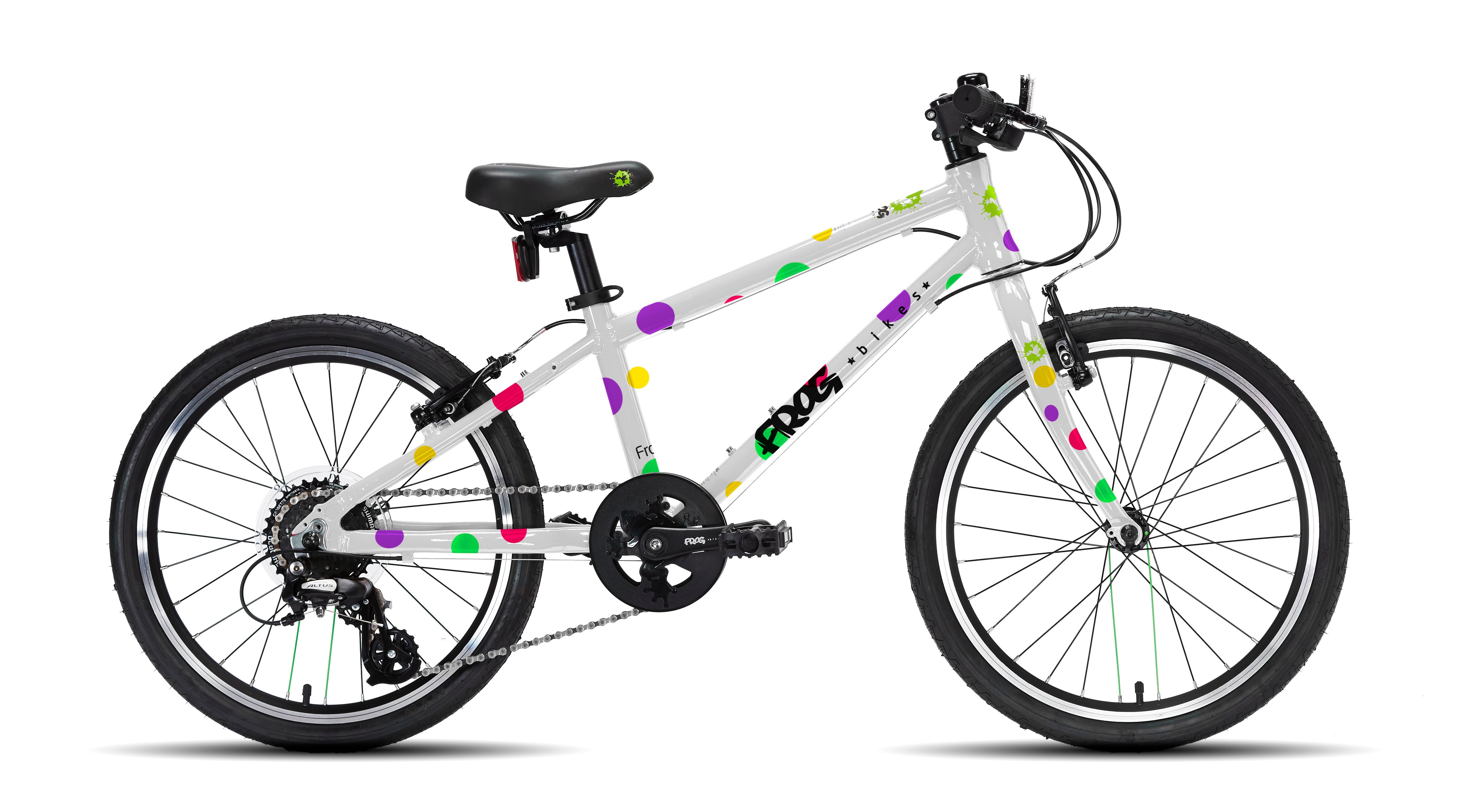 Frog 55 Kids Bike 2019 Spotty