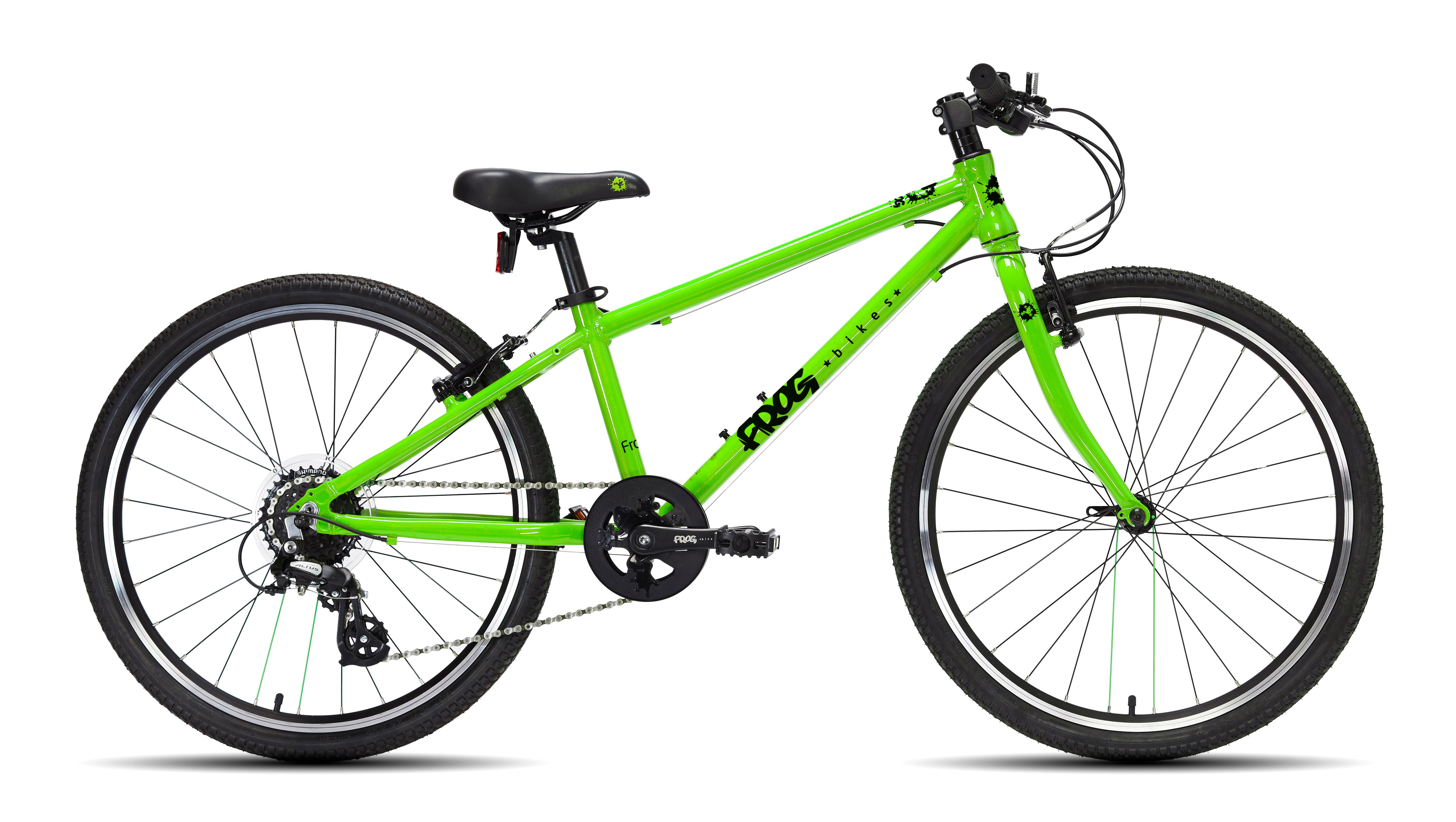 Frog 62 Kids Bike 2019 Green