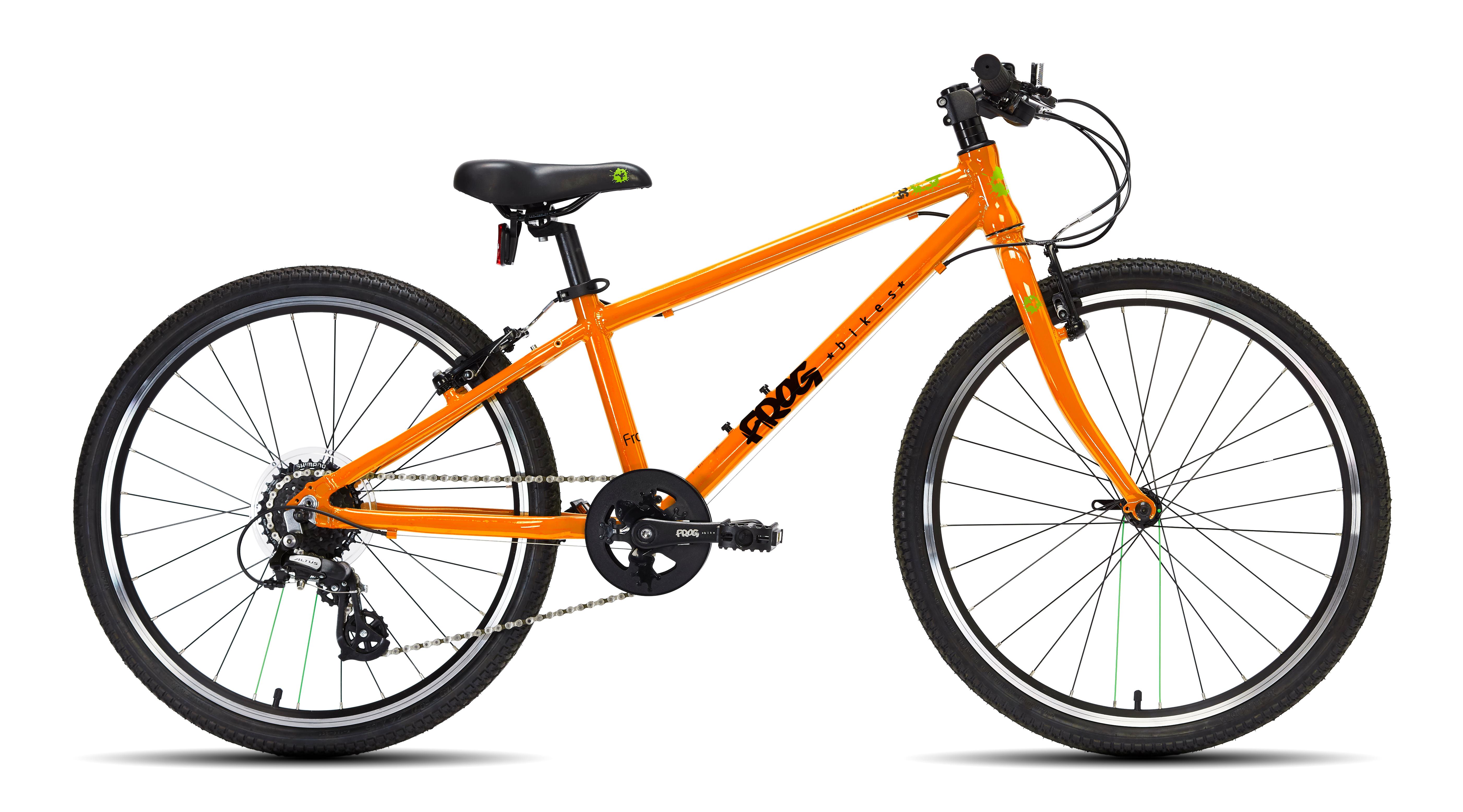 Frog 62 Kids Bike 2019 Orange