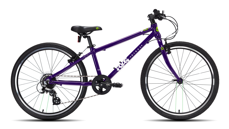Frog 62 Kids Bike 2019 Purple