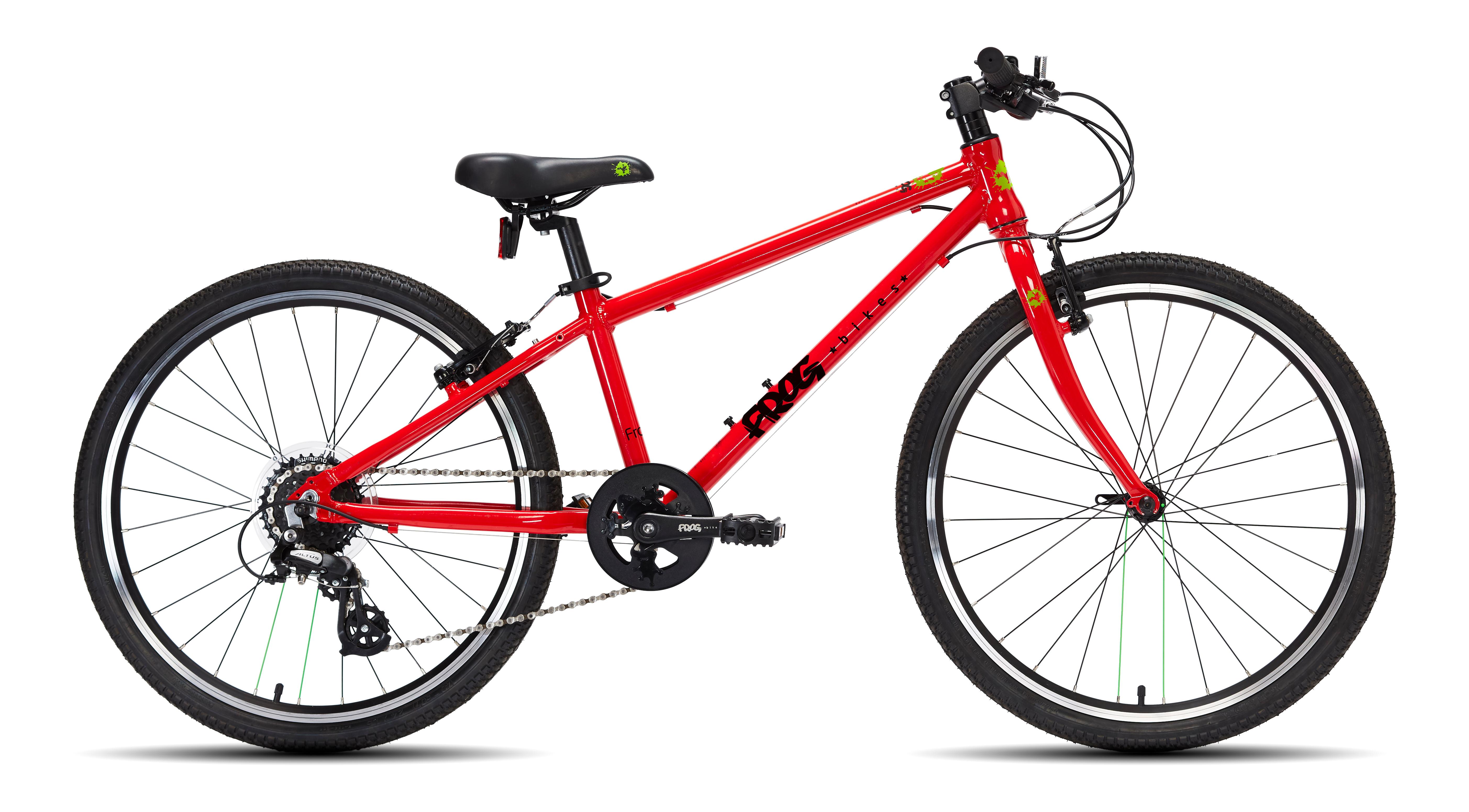 Frog 62 Kids Bike 2019 Red
