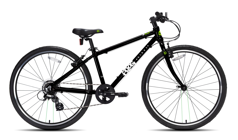 Kids  Frog 69 26 inch Wheel Kids Bike Black