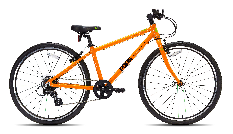 Kids  Frog 69 26 Inch Wheel Kids Bike Orange