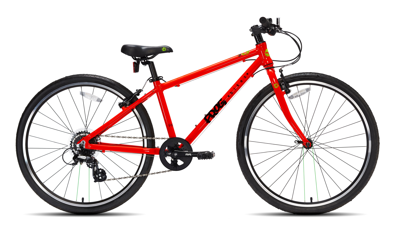 Kids  Frog 69 26 Inch Wheel Kids Bike Red