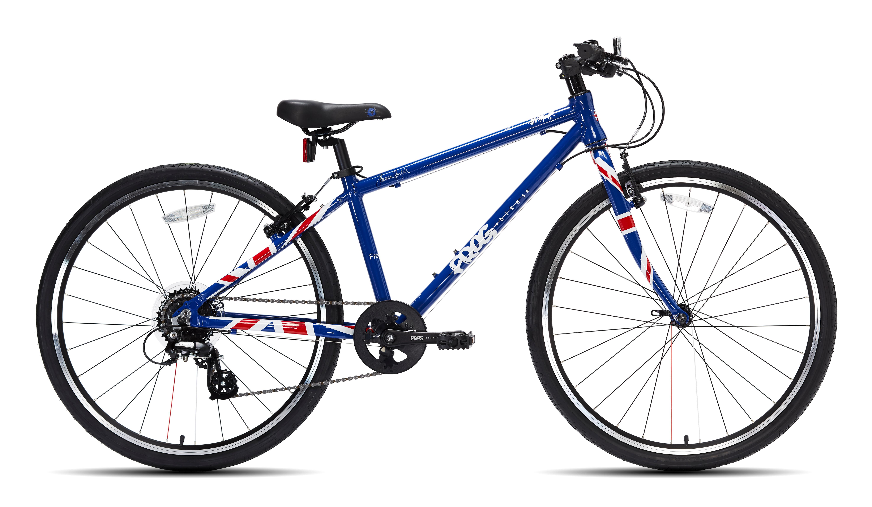 Kids  Frog 69 26 Inch Wheel Kids Bike Union Jack