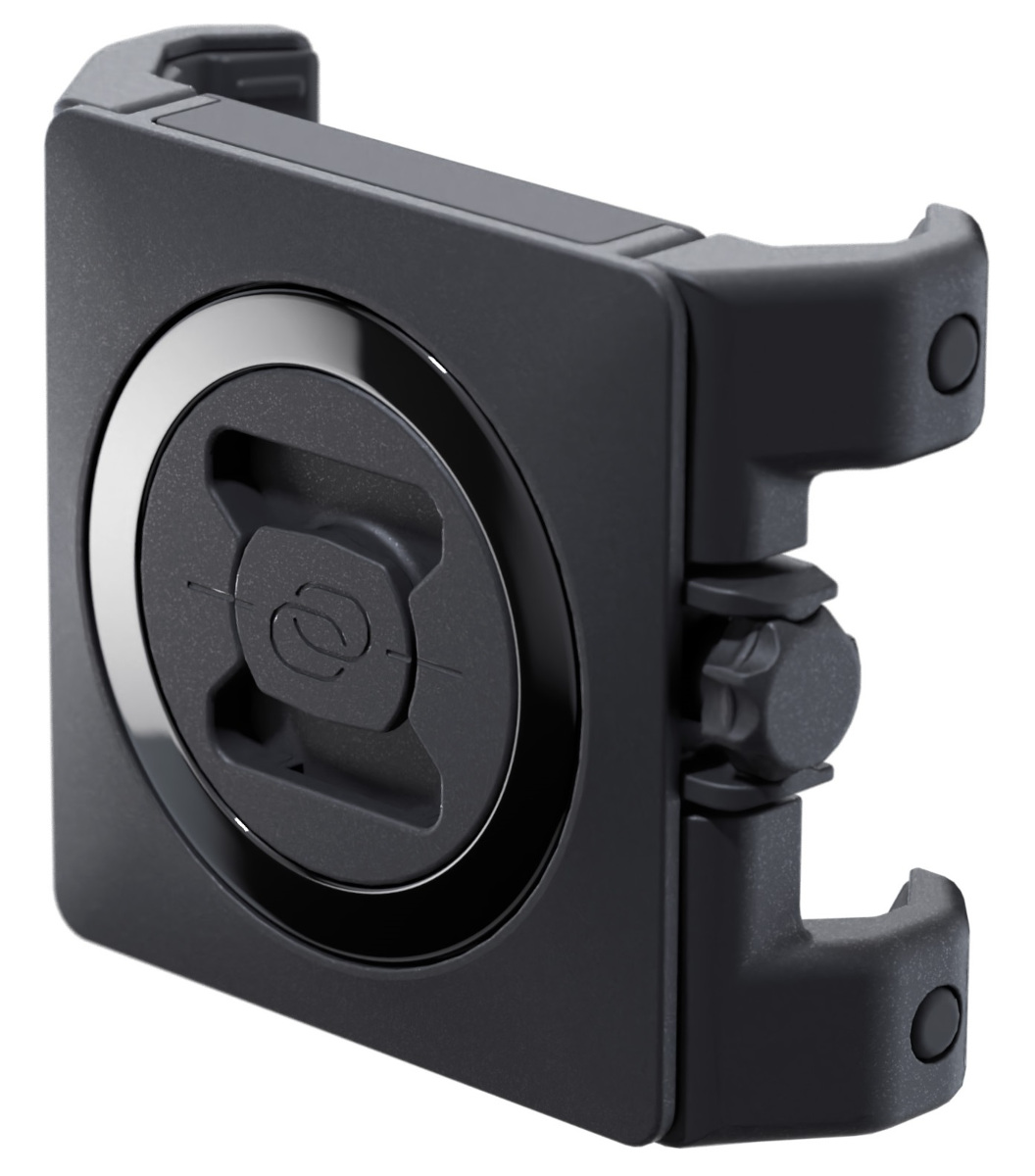 SP Connect Universal Phone Clamp One Size Black
