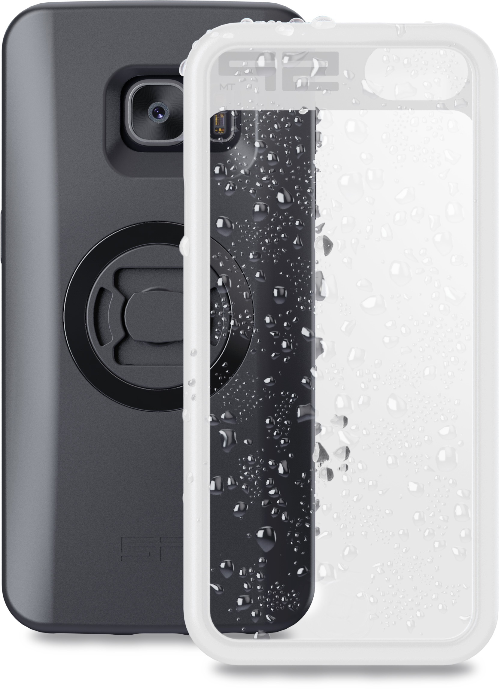 SP Connect Phone Weather Cover Clear
