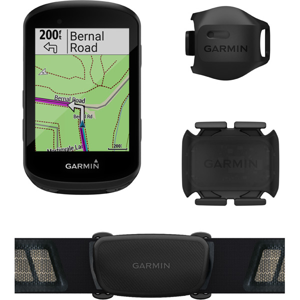 Garmin Edge 530 GPS Enabled Computer Performance Bundle