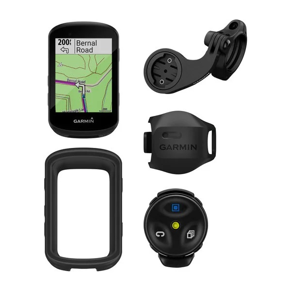 Garmin Edge 530 GPS Enabled Computer Mountain Bike Bundle