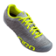 Giro Empire E70 Knit Road Shoes Grey Heather/Highlight Yellow