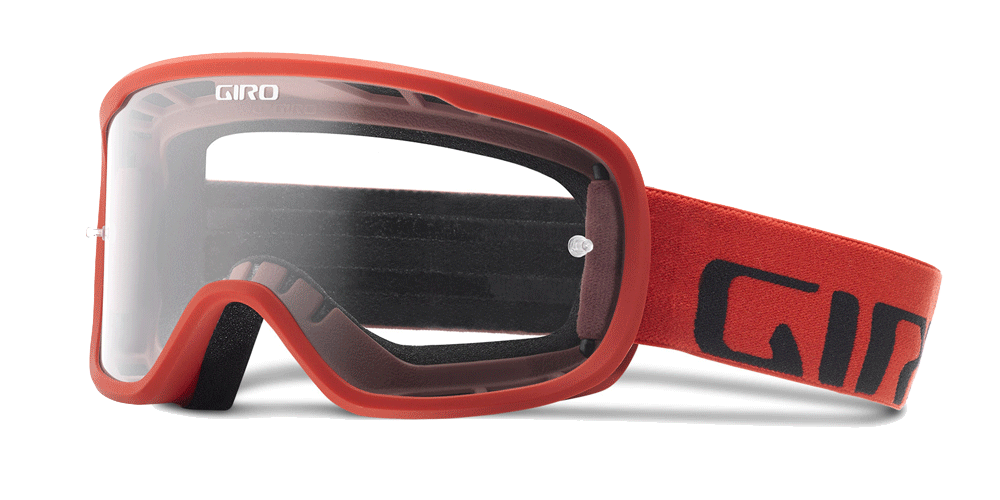 Giro Tempo Mtb Goggles One Size Red
