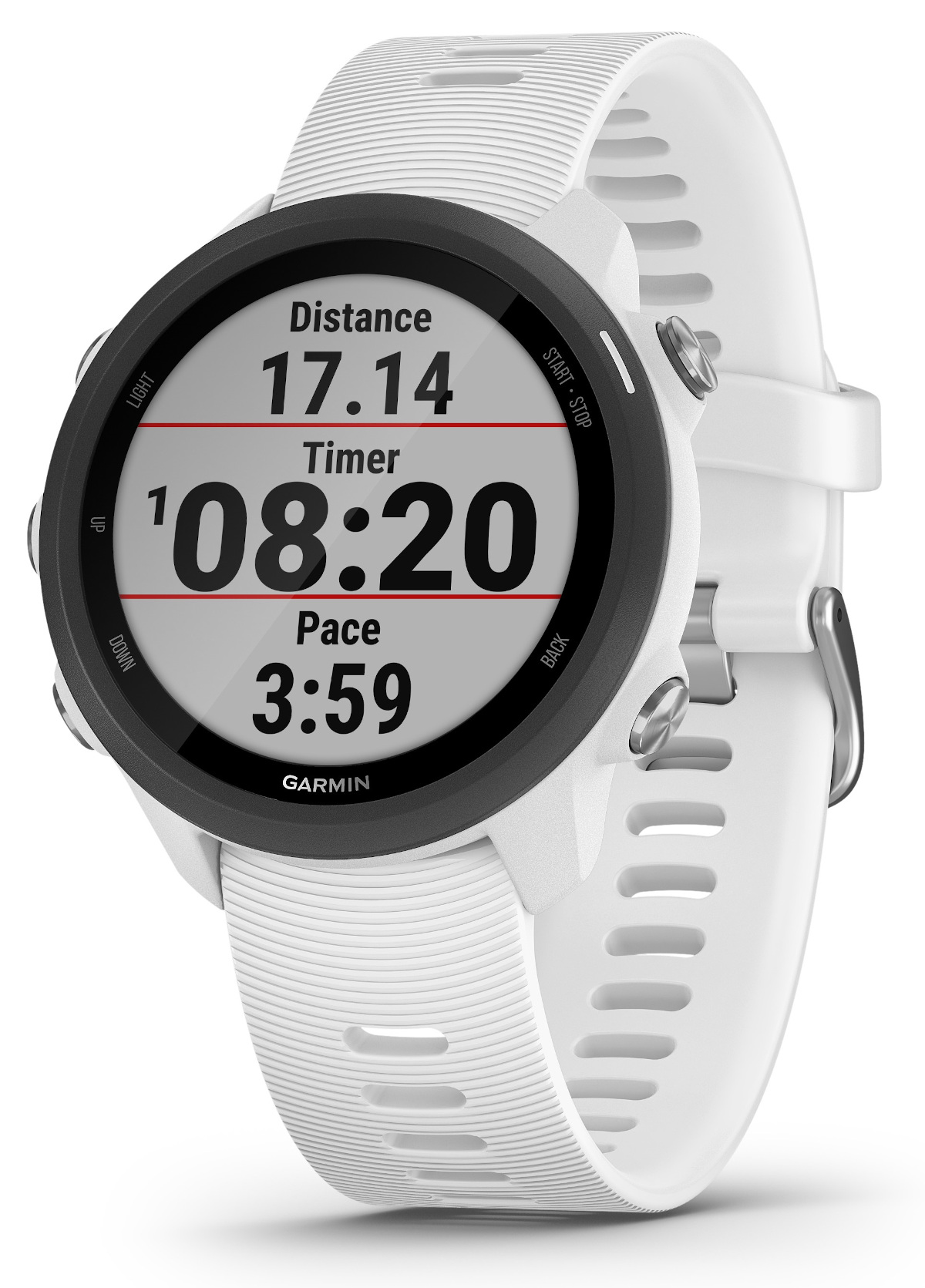 Garmin Forerunner 245 Music Smartwatch White