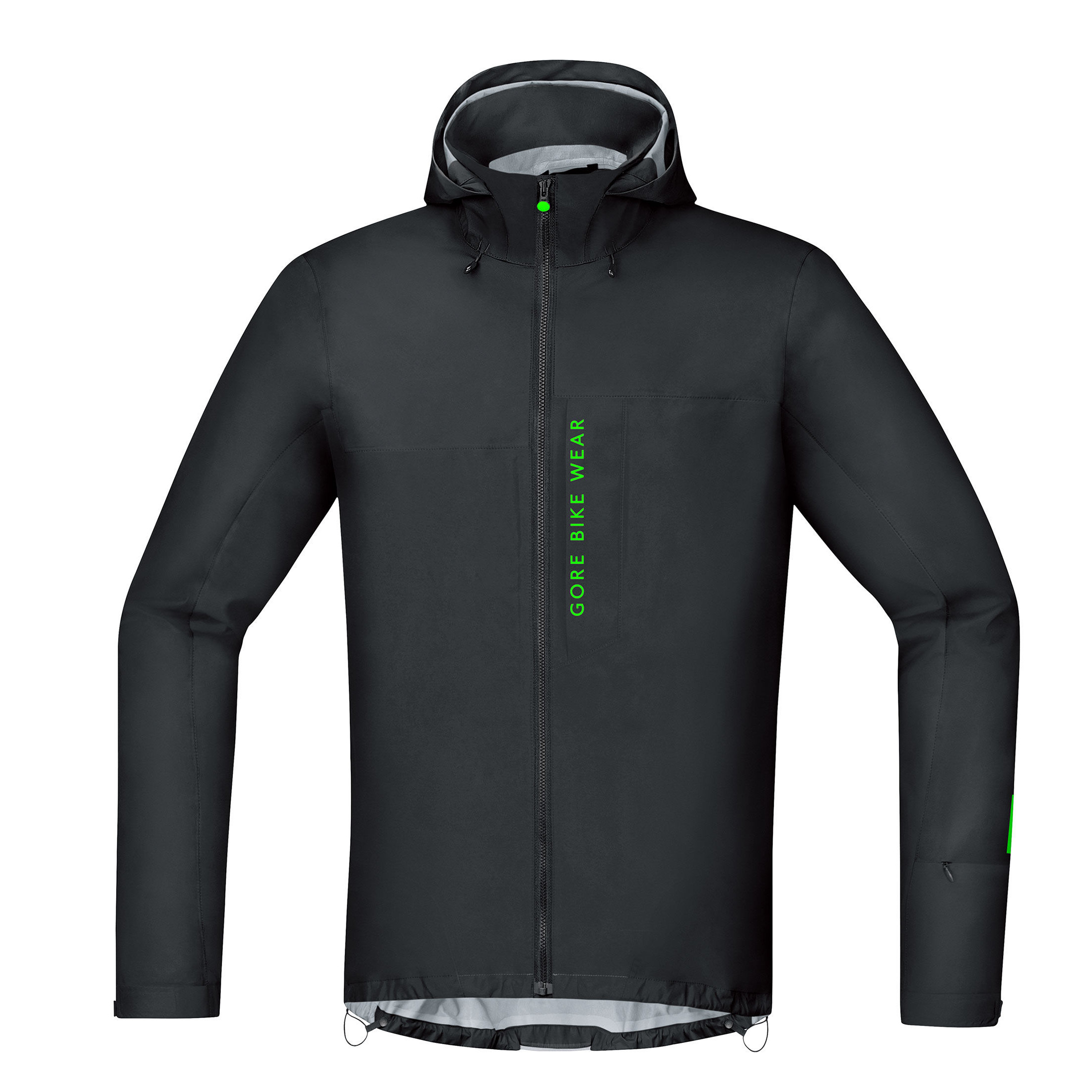 Gore Power Trail GT AS Jacket Black £199.99 fe50a289f