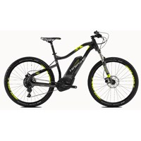 1cb361e41db Haibike SDURO HardSeven 4.0 27.5 Electric Bike 2018 Anthracite/Lime  £2,549.00
