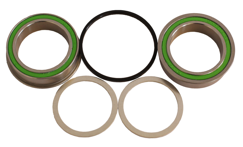 Hope Tech 35w Pro4 27.5in Rear Wheel 135mm Qr/142x12mm Shimano Black