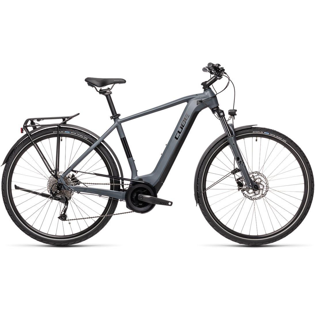 Cube Touring Hybrid One 400 Electric Bike 2021