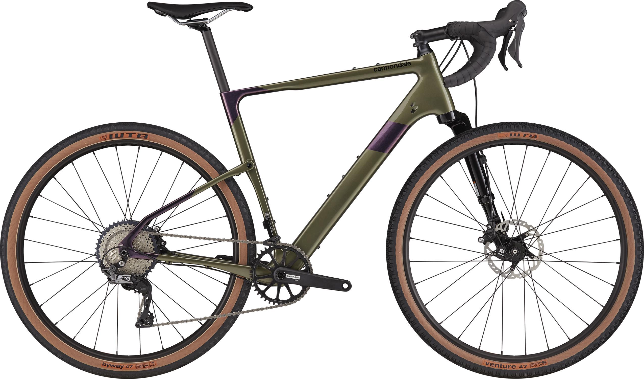 Cannondale Topstone Carbon Lefty 3 Gravel Bike 2021 Mantis