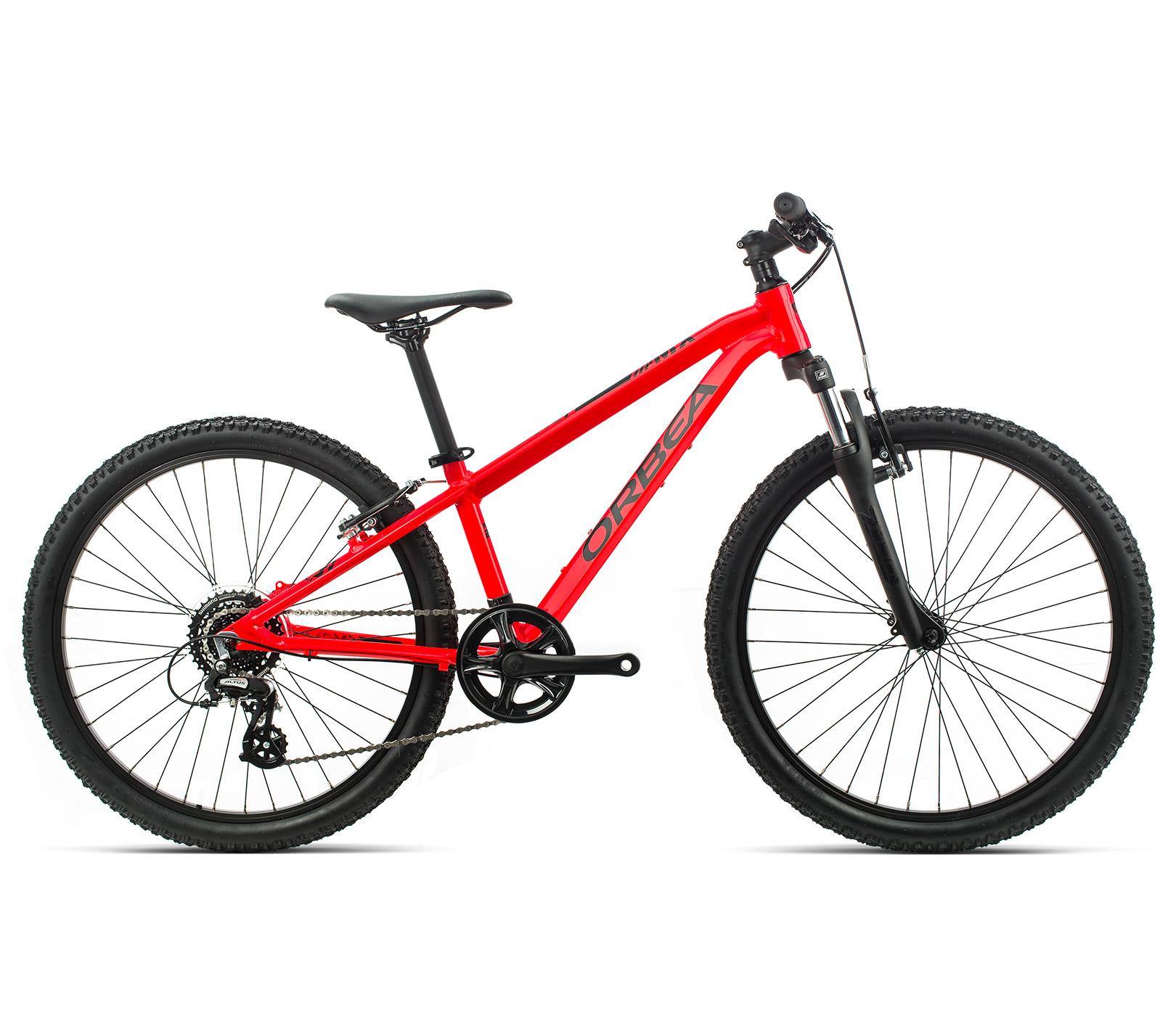 Orbea MX 24 XC kids mountain bike 2020 Red/Black