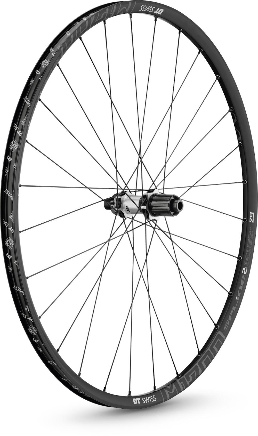 DT Swiss M1700 29in Rear Wheel Black